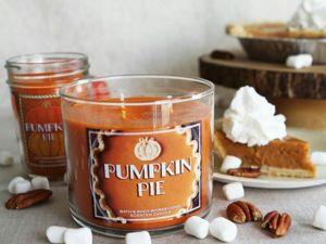 Pumpkin pie. Ярмарка Мастеров - ручная работа, handmade.