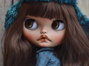 Даша. New Girl. Custom Blythe. Ярмарка Мастеров - ручная работа, handmade.