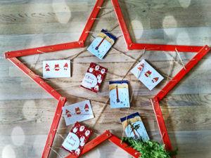 Быстренько создаем оригинальный стенд для детских работ. Ярмарка Мастеров - ручная работа, handmade.