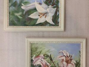Две картины выгоднее одной. Ярмарка Мастеров - ручная работа, handmade.