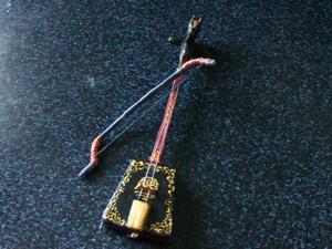 Музыкальный инструмент для куклы своими руками. Ярмарка Мастеров - ручная работа, handmade.