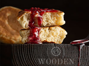 Дрожжевые оладьи. Рецепты Wooden Manufactory. Ярмарка Мастеров - ручная работа, handmade.