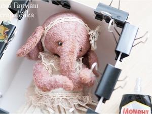 Как сделать коробочку для мишек тедди и их друзей. Ярмарка Мастеров - ручная работа, handmade.