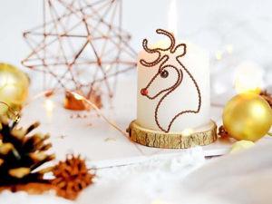 «Успеть к Новому году». Ярмарка Мастеров - ручная работа, handmade.