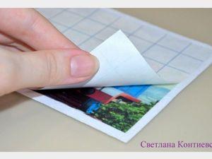 Печать на ткани с использованием термотрансферной бумаги. Ярмарка Мастеров - ручная работа, handmade.