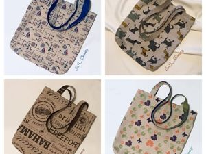Распродажа эко-сумок. Ярмарка Мастеров - ручная работа, handmade.