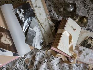 Нужна ли нам память в бумаге?. Ярмарка Мастеров - ручная работа, handmade.
