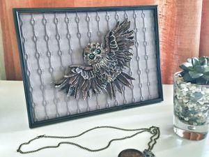 Объёмная картина из ткани. Ярмарка Мастеров - ручная работа, handmade.