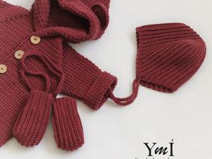 Вяжем крючком рукавички для самых маленьких. Ярмарка Мастеров - ручная работа, handmade.