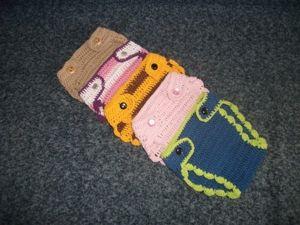 Вяжем трусики для ребенка. Ярмарка Мастеров - ручная работа, handmade.