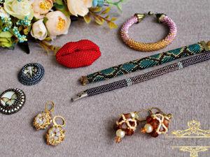 Поговорим об украшениях. Ярмарка Мастеров - ручная работа, handmade.