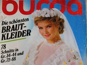 Бурда — спец. выпуск — свадебные платья — 1982. Ярмарка Мастеров - ручная работа, handmade.