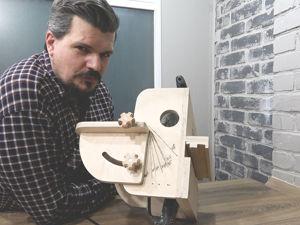 Способ разметки шкалы с углами наклона при шлифовании. Ярмарка Мастеров - ручная работа, handmade.