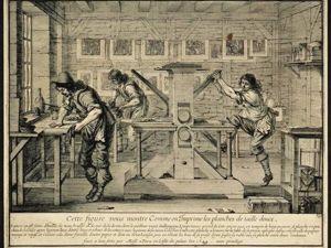 Из истории старинной печатной графики: художник и мастер. Ярмарка Мастеров - ручная работа, handmade.