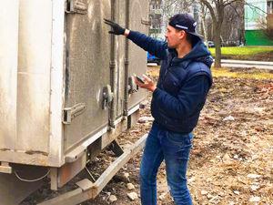 Как превратить грязь в «грязное искусство»? Никита Голубев, рисунки на машинах. Ярмарка Мастеров - ручная работа, handmade.