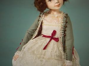 Специальная цена на фарфоровую куколку Софи. Ярмарка Мастеров - ручная работа, handmade.
