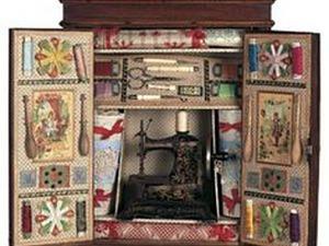 Как хранили швейные принадлежности много лет назад. Ярмарка Мастеров - ручная работа, handmade.