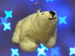 Делаем ватную игрушку  «Медвежонок Умка» . Часть 1. Ярмарка Мастеров - ручная работа, handmade.