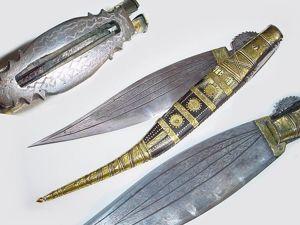 «Красота убивает». История ножа Наваха. Ярмарка Мастеров - ручная работа, handmade.