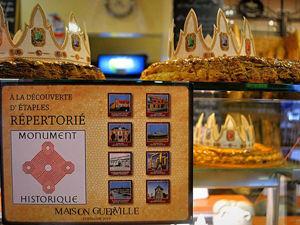 Пирог королей или Galette des Rois — самая милая традиция начала года во Франции. Ярмарка Мастеров - ручная работа, handmade.