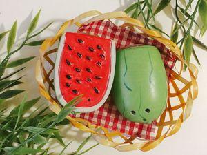 Кто хочет сладкого арбузика?)). Ярмарка Мастеров - ручная работа, handmade.