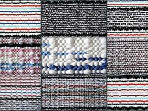 Ещё раз о сложной рогожке, или Схемы английского полотняного переплетения. Ярмарка Мастеров - ручная работа, handmade.