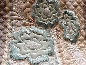 """Создаем подушечку """"Белые ночи"""". Ярмарка Мастеров - ручная работа, handmade."""