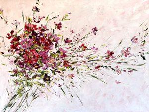Нашу жизнь нельзя представить без цветов!. Ярмарка Мастеров - ручная работа, handmade.