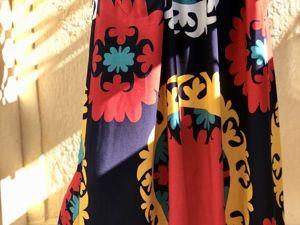 Сарафан Принцесса Нури. Ярмарка Мастеров - ручная работа, handmade.