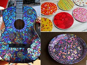 Куда применить CD-диски: 20 идей для творчества. Ярмарка Мастеров - ручная работа, handmade.