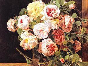 История возникновения искусственных цветов. Ярмарка Мастеров - ручная работа, handmade.