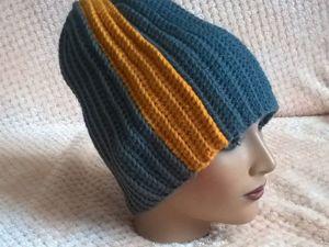 Новая шапочка (продолжение). Ярмарка Мастеров - ручная работа, handmade.