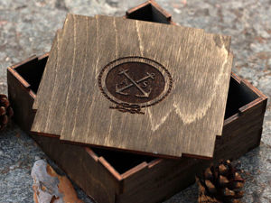 Идеи подарков для мужчин в духе викингов. Ярмарка Мастеров - ручная работа, handmade.