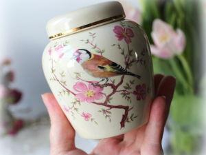 Дополнительные фотографии банки для чая. Ярмарка Мастеров - ручная работа, handmade.