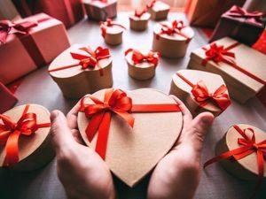 День влюбленных- дарим подарки!. Ярмарка Мастеров - ручная работа, handmade.