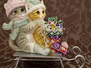 Новогодние винтажные украшения! Часть 1. Ярмарка Мастеров - ручная работа, handmade.