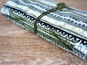 Как сделать блокнот с нуля. Веерный переплет. Ярмарка Мастеров - ручная работа, handmade.
