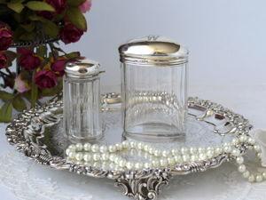 Дополнительные фотографии баночек для дамского столика. Ярмарка Мастеров - ручная работа, handmade.
