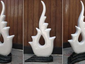 Делаем декор из пенопласта и шпаклевки. Ярмарка Мастеров - ручная работа, handmade.