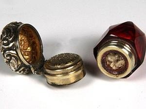 Уксусницы и флаконы для нюхательных солей -  vinaigrette. Ярмарка Мастеров - ручная работа, handmade.