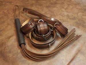 Как сделать ошейник, наручи и поножи. Ярмарка Мастеров - ручная работа, handmade.