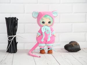 Акцион на куколку 16 см от 400 руб. Ярмарка Мастеров - ручная работа, handmade.