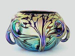 Радужное стекло Лётц. Ярмарка Мастеров - ручная работа, handmade.