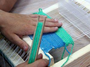 Ткачиха расхламляется. Ярмарка Мастеров - ручная работа, handmade.
