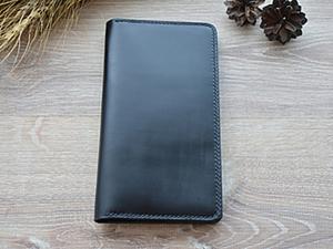 Изготавливаем простое портмоне из кожи. Ярмарка Мастеров - ручная работа, handmade.