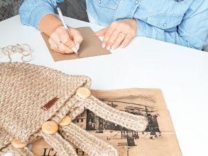 Письмо от  руки. Ярмарка Мастеров - ручная работа, handmade.