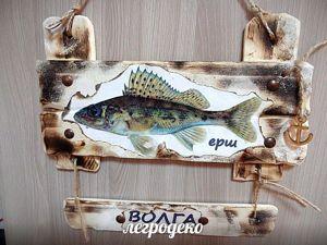 Мастерим ключницу из деревянного ящика. Ярмарка Мастеров - ручная работа, handmade.