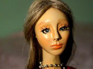 Самая первая моя кукла. Ярмарка Мастеров - ручная работа, handmade.