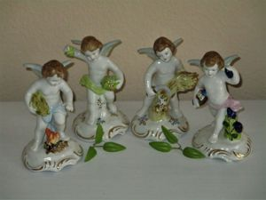 Ангелы  «Времена года». Ярмарка Мастеров - ручная работа, handmade.