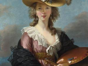 Marie Elisabeth Louise Vigee Le Brun: известная женщина-портретист 18-19 веков. Ярмарка Мастеров - ручная работа, handmade.